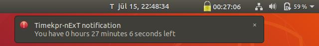 Timekpr-nExT icon